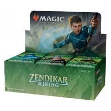 Zendikar Rising Draft Display