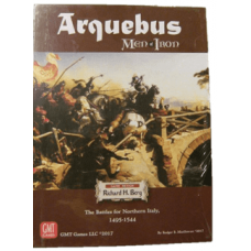 Arquebus: Men of Iron