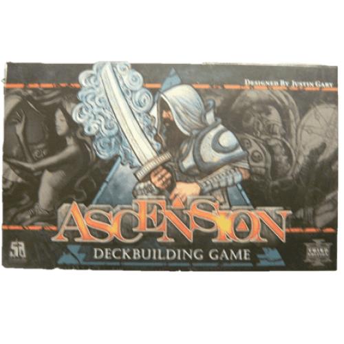 Brettspill - kort/deckbuilding