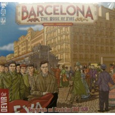 Barcelona: Rose of Fire