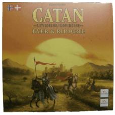Catan: Byer og Riddere (Norsk Utgave)