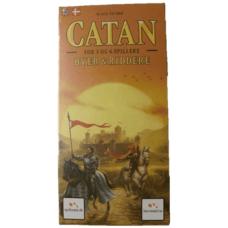 Catan: Byer og Riddere - Utvidelse for 5 og 6 Spillere (Norsk Utgave)