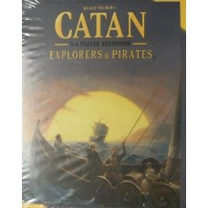 Catan: Explorers And Pirates Expansion (English version)