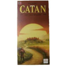 Catan: Utvidelse for 5 og 6 spillere (Norsk Utgave)