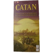 Catan: Handelsmenn og Barbarer Utvidelse for 5 og 6 Spillere (Norsk Utgave)
