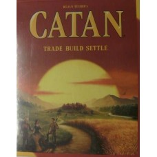 Catan/Settlers of Catan (English version)