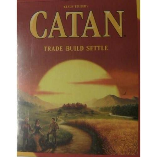 Brettspill - Catan
