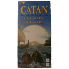 Catan: Sjøfarere Utvidelse for 5 og 6 Spillere (Norsk Utgave)