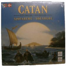Catan: Sjøfarere (Norsk Utgave)