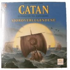 Catan: Sjøfarerlegendene (Norsk Utgave)