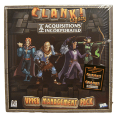 Clank! Upper Management Leg Acquisitions