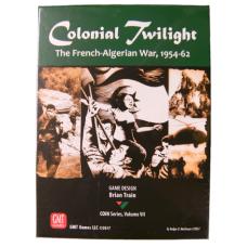Colonial Twilight: The French-Algerian  War 1954-62