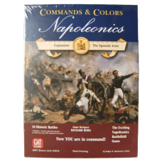 Command & Colors: Napoleonic Expansion - The Spanish Army