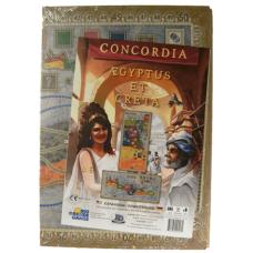 Concordia: Aegyptus/Creta expansion