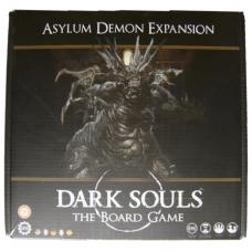 Dark Souls The Boardgame: Asylum Demon expansion