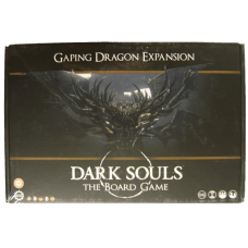Dark Souls The Boardgame: Gaping Dragon expansion