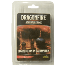 Dungeons & Dragons: Dragonfire Adventures: A Corruption In Calimshan