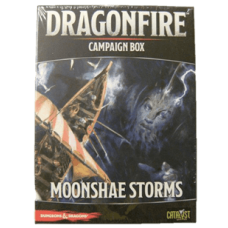Dungeons & Dragons: Dragonfire Campaign: Moonshae storm