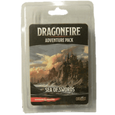 Dungeons & Dragons: Dragonfire Adventures: Sea of Swords