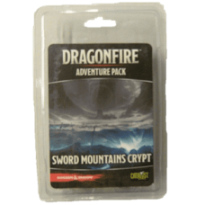 Dungeons & Dragons: Dragonfire Adventures: Sword Mountains Crypt