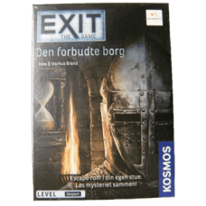 Exit: The Game – The Forbidden Castle (Norsk Utgave)