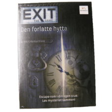 Exit: The Game – The Abandoned Cabin (Norsk Utgave)