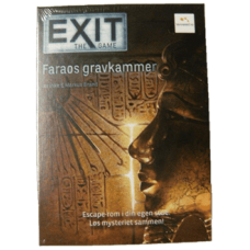 Exit: The Game – The Pharaoh's Tomb (Norsk Utgave)