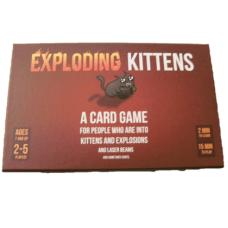 Exploding Kittens 1st Ed