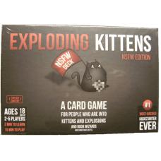Exploding Kittens NSFW (Nordisk Utgave)