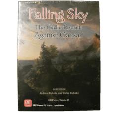 Falling Sky : The Gallic Revolt Against Caesar
