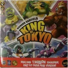 King of Tokyo (Norsk Utgave)