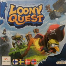 Loony Quest (Nordisk utgave)