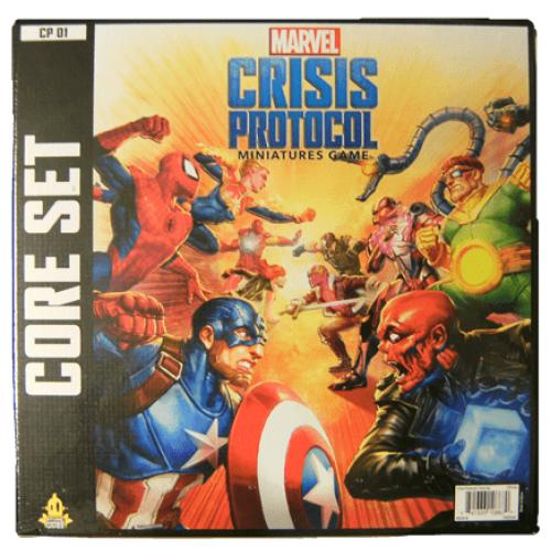 Marvel Crisis Protocol Miniature Game