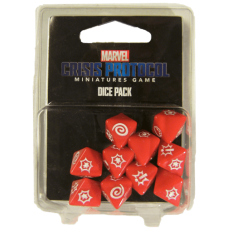 Marvel Crisis Protocol Miniature Game: Dice Set
