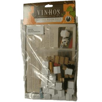 Vinhos: Tasting Room Expansion
