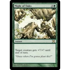 Might of Oaks (10th Edition)
