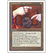 Amulet of Kroog (4th Edition)