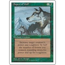 Aspect of Wolf (4th Edition)