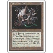 Black Mana Battery (4th Edition)