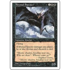 Abyssal Specter (5th Edition)