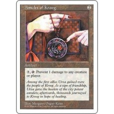 Amulet of Kroog (5th Edition)