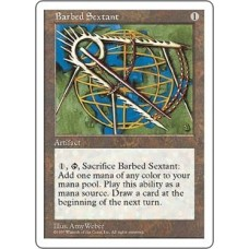 Barbed Sextant (5th Edition)