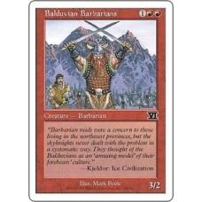Balduvian Barbarians (6th Edition)