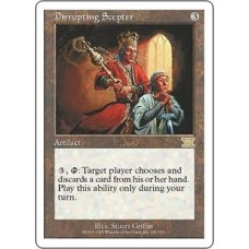 Disrupting Scepter (6th Edition)