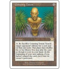 Grinning Totem (6th Edition)