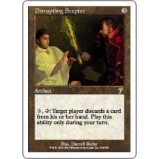 Disrupting Scepter (7th Edition)