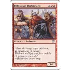 Balduvian Barbarians (8th Edition)