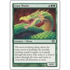Craw Wurm (8th Edition)