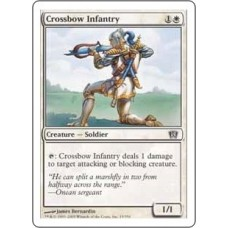 Crossbow Infantry (8th Edition)