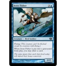 Aven Fisher (9th Edition)